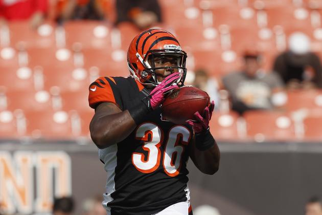 Bengals Mull Fullbacks as Pressley Gets MRI