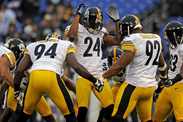 Steelers Defense No Longer a Havoc-Wreaking, Turnover Machine