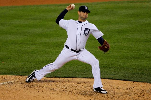 Report: Red Sox Talked to Anibal Sanchez Before RHP Signed with Detroit