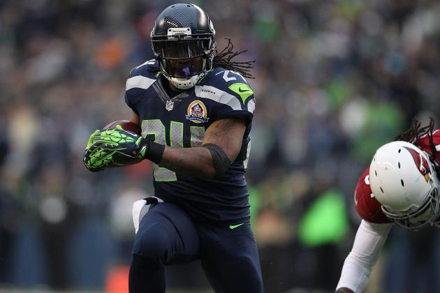 Seahawks Plan to Keep Feeding the Ball to Lynch