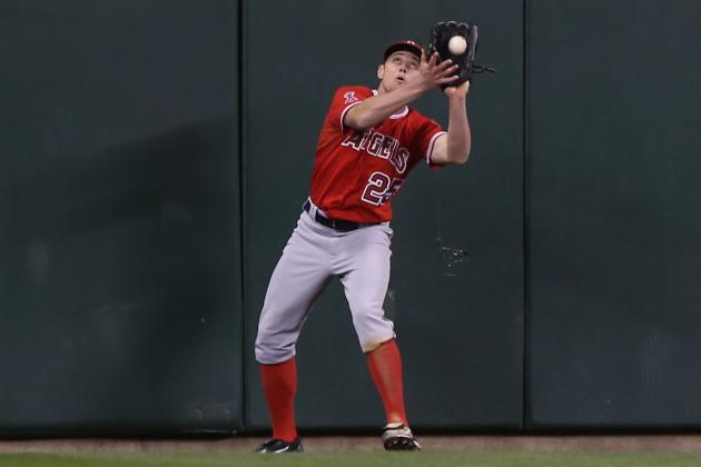 Angels Likely to Trade Outfielder