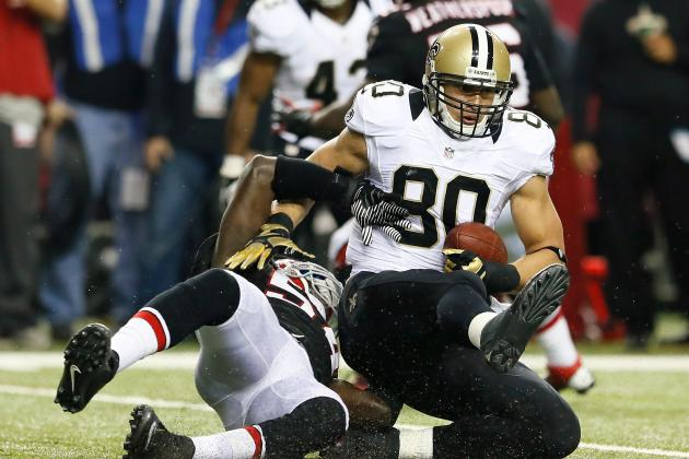 Jimmy Graham Says He's Been Nursing a Wrist Injury Since Training Camp