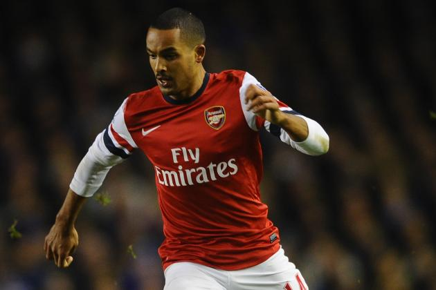 Chelsea Transfer Rumors: Theo Walcott Not the Player the Club Needs Right Now