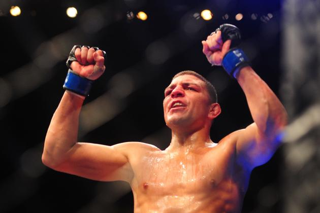 Georges St-Pierre vs. Nick Diaz Agreed Upon for UFC 158 in Montreal