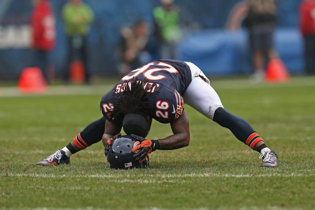 Cutler Is Fine, but Bears Could Be Without Several Key Players vs. Green Bay