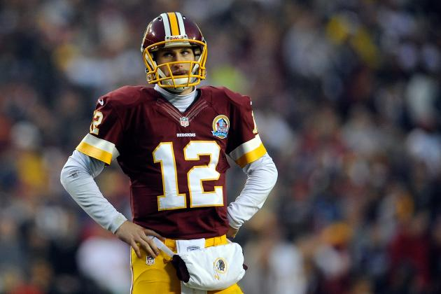 Robert Griffin III Hasn't Worked with Redskins' First Team