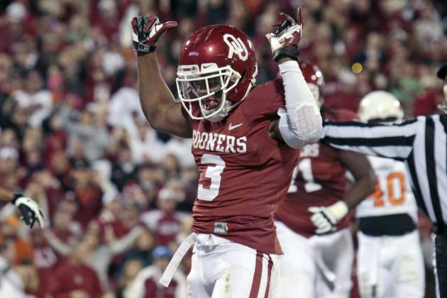 Oklahoma Football: Grading the Sooners Before the Cotton Bowl