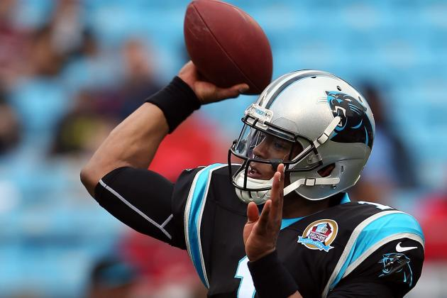 "Greg Cosell ""Cam Will Continue to Be Up and Down Due to AccuracyIssues"""