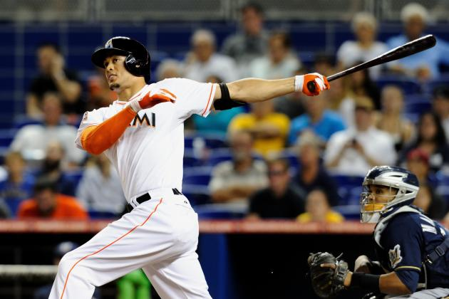 Will Texas Rangers Make Giancarlo Stanton Blockbuster to Replace Josh Hamilton?