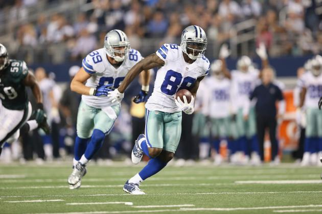 Dez Bryant: Fantasy Options to Replace Injured Cowboys WR If out in Week 15