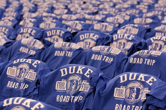Duke University Gets Second $10 Million Donation to Athletics