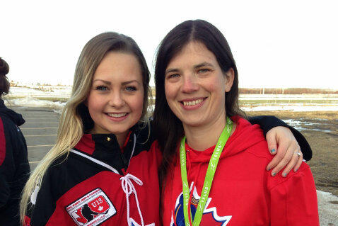 Catching Up with CWHL Co-Founder and Hockey Builder Kim McCullough