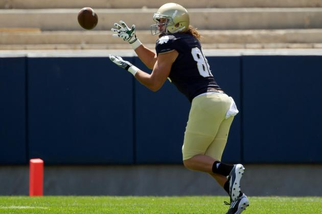 Notre Dame Football: Predicting Which Players Will Declare Early for NFL Draft