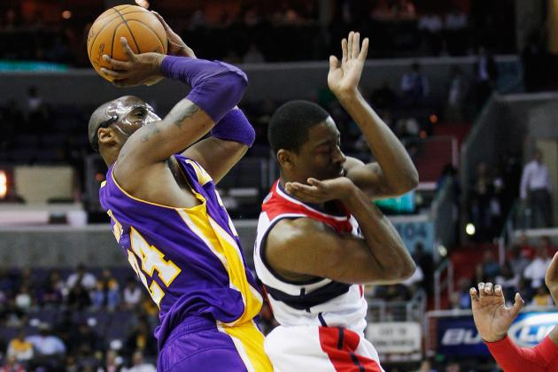 Preview: Lakers at Wizards