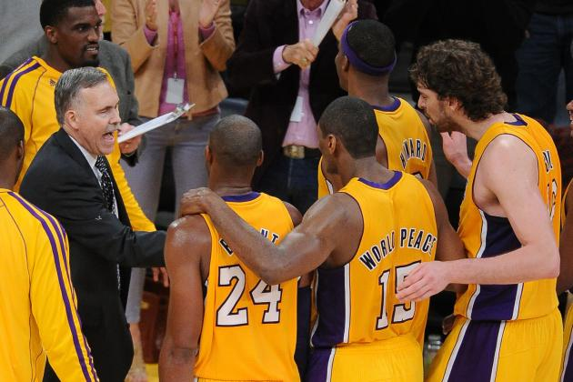 Mitch Kupchak Should Change L.A. Lakers' Roster to Fit Mike D'Antoni's Vision
