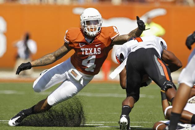 Video: McShay on Texas' NFL Prospects
