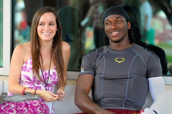 Robert Griffin III:  More Than Just an Amazing Quarterback