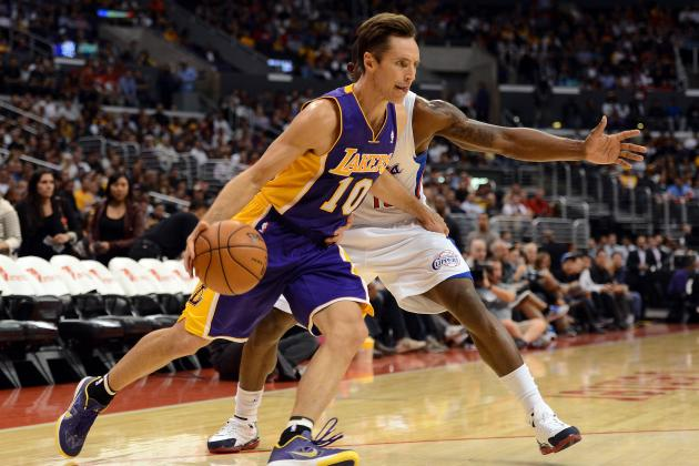 Lakers News: Return of Steve Nash Will Provide Opportunity to Re-Evaluate Team