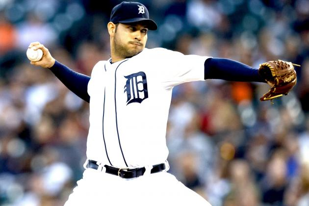 Grading the Detroit Tigers' Signing of Pitcher Anibal Sanchez