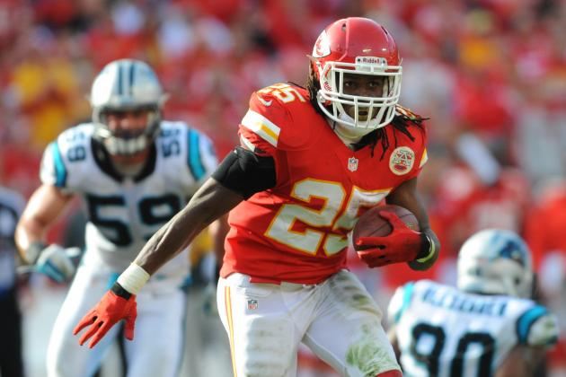 Chiefs Know Raiders Will Be Expecting the Run