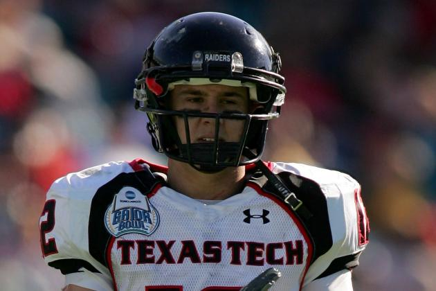 Kingsbury Starts Tech Staff with Former Red Raiders