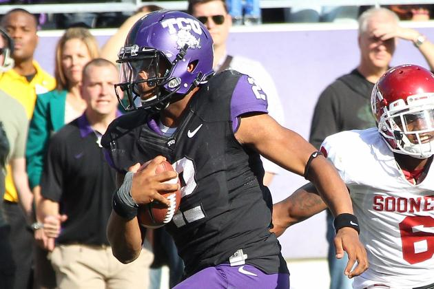 TCU Football Notes: Freshmen Fields, Boykin Have First Media Chat