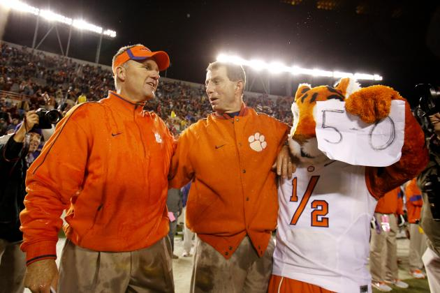 With Chad Morris in the Fold, Clemson's Offense Breathes Easier