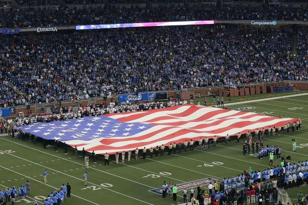 NFL Home Teams to Hold Moment of Reflection