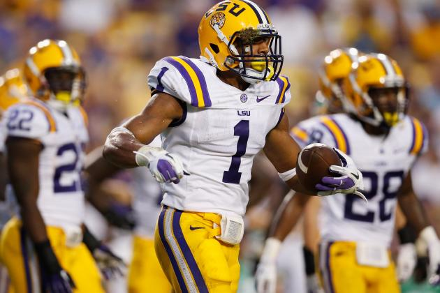 LSU's Eric Reid Named to FWAA All-America Team