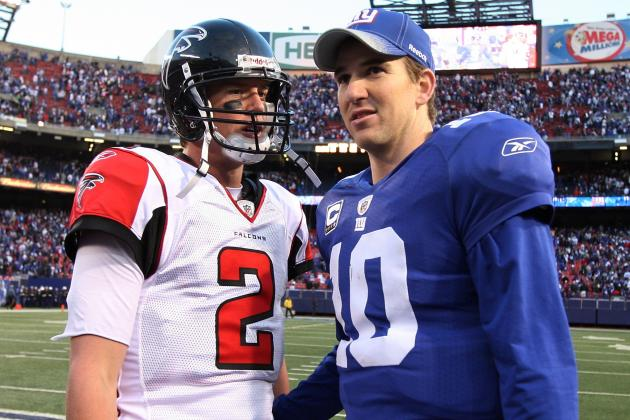 New York Giants vs. Atlanta Falcons: Preview & Prediction