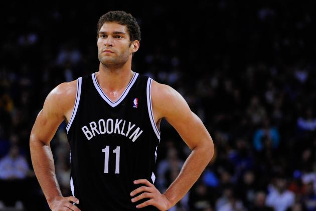 Nets' Lopez Will Be Starter Friday Against Pistons