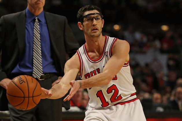Bulls' Hinrich (knee) Game-Time Call vs. Nets