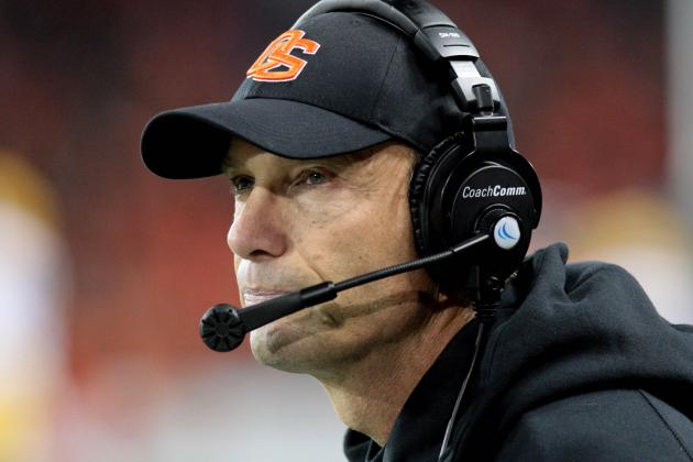 Report: Oregon State's Mike Riley 'has No Interest in Wisconsin'