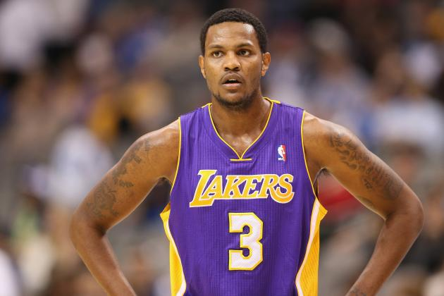 Devin Ebanks to Start Tonight vs. Wizards