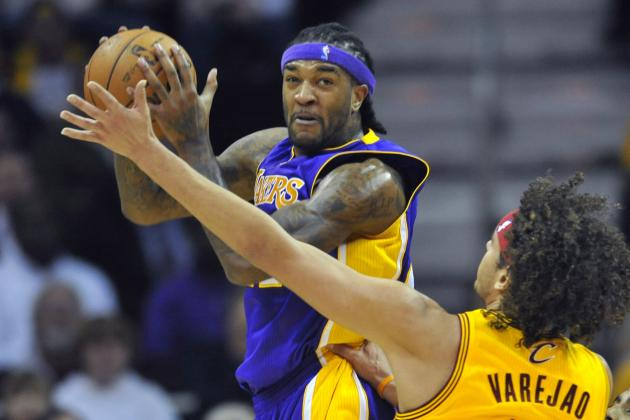 Jordan Hill out Tonight Due to Back Spasms