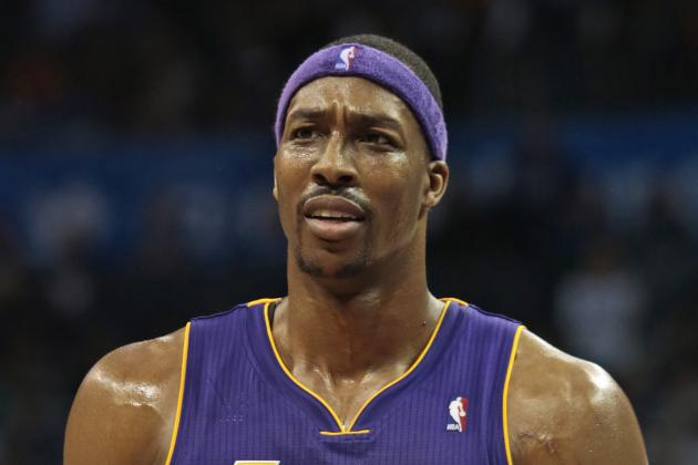 Is Dwight Howard the LA Lakers Problem or the Solution?