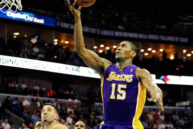 NBA Gamecast: Los Angeles vs. Washington