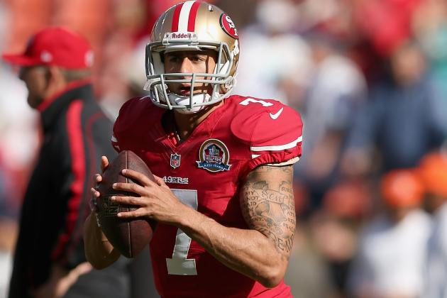 Patriots Hoping to Contain 49ers QB Kaepernick