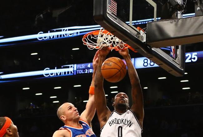 Blatche is shining in Brooklyn.
