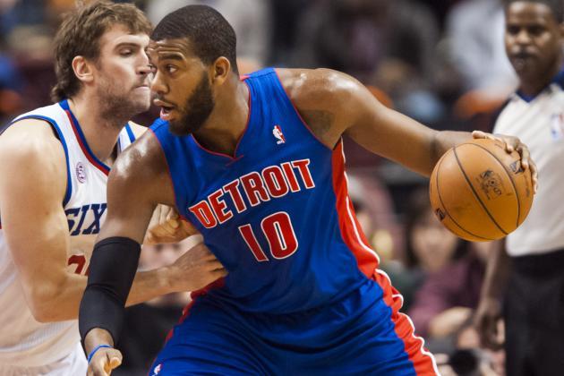 NBA Gamecast: Pistons vs. Nets