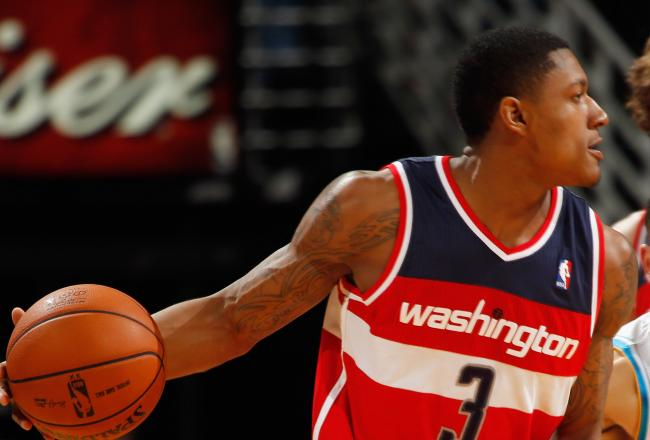 Beal had 20 against the Rockets.