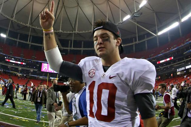 Alabama Football: AJ McCarron Made Right Decision Staying for Senior Season