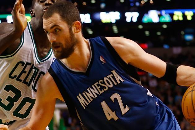 NBA Gamecast: T-Wolves vs. Hornets