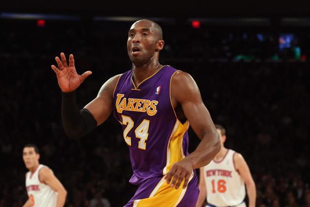 Could Kobe Get a Shot at the Washington Generals After All?