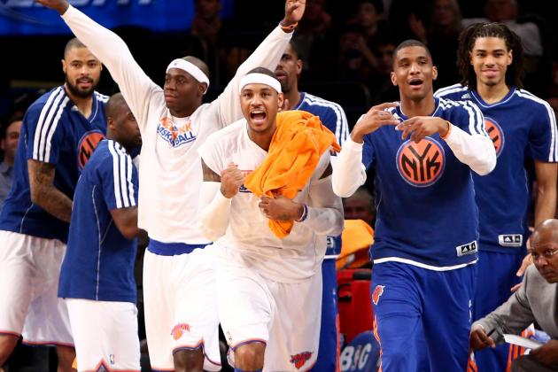 5 NBA Sources Who Are Buying the NY Knicks' Contender Status