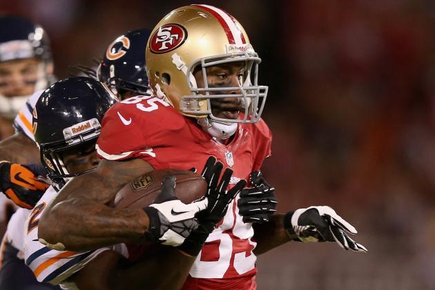 49ers' Vernon Davis a Forgotten Target