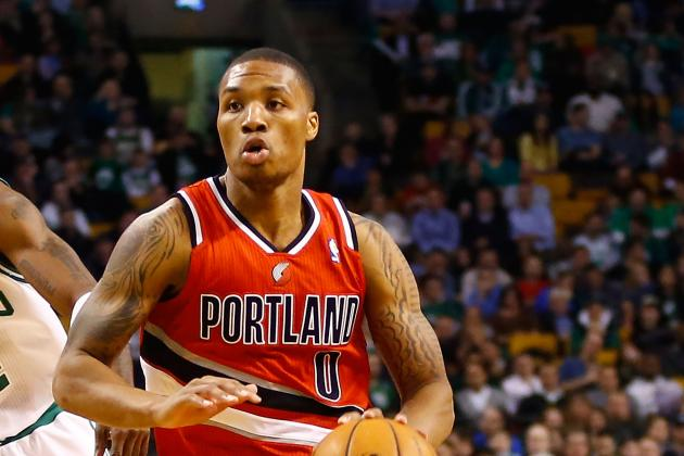 Portland Trailblazers, Led by Rookie Damian Lillard, Are Now for Real