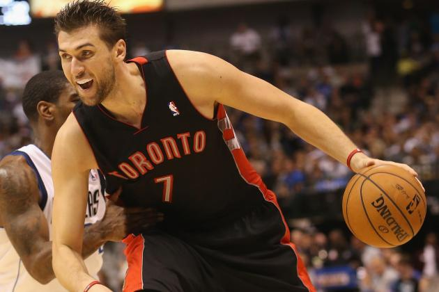 Bargnani: Raptors Are NBA's Worst