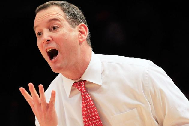 Rutgers Coach Mike Rice Suspended 3 Games, Will Undergo Anger Management