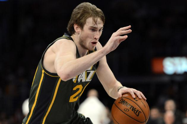 NBA Gamecast: Jazz vs. Suns